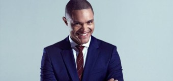 "South African Comedian Trevor Noah Named New ""Daily Show"" Host"