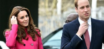 Duke and Duchess of Cambridge's Second Baby is Due April 25