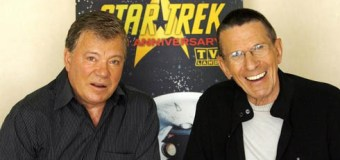 Priceline Pitchman, William Shatner, Arrives In LA Too Late for Funeral of 'Good Friend' Leonard Nimoy