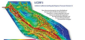 Scientists Say Likelihood of Strong, Magnitude 8 Earthquake In California Has Grown