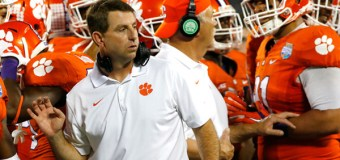 Clemson Tigers Coach Dabo Swinney Skips Fundraiser After Uproar from Gay Rights Groups