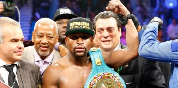 Floyd Mayweather Jr. Cements Legacy With Win Over Pacquiao