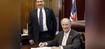 Alabama Gov. Signs Student Religious Freedom Bill Into Law