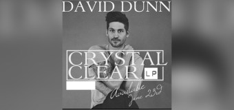 "BEC's David Dunn to Release Full-Length ""Crystal Clear"" June 23"