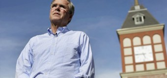 Jeb Bush Talks Up His Faith, Sells Catholicism to Evangelicals