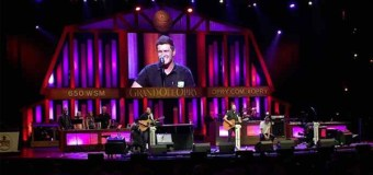 Audio Adrenaline Celebrates Grand Ole Opry Debut