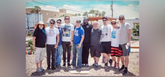 Switchfoot Partners With SOS Radio to Volunteer for Urban Garden (Video)