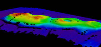 Ancient Undersea Volcanoes Discovered Off Coast of Australia
