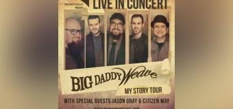 Big Daddy Weave Announces My Story Tour Set to Kick Off Sept. 17 (Video)