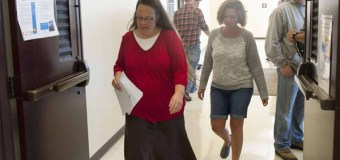 Religious Liberty Advocates Split on Kentucky Clerk Kim Davis