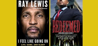 Ray Lewis, Patricia Haley and Gracie Hill Top the November 2015 BCNN1/BCBC National Bestsellers List