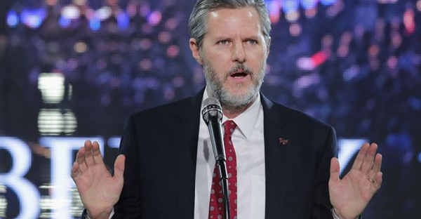Liberty University President Jerry Falwell Jr. (Photo: Chip Somodevilla, Getty Images)