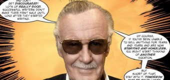 The Amazing Comic Man, Stan Lee, on the Greatest Superpower of All: Luck (Video)