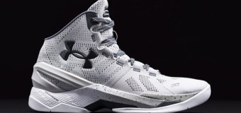 "Under Armour to Release ""Curry Two Storm"" Sneaker"