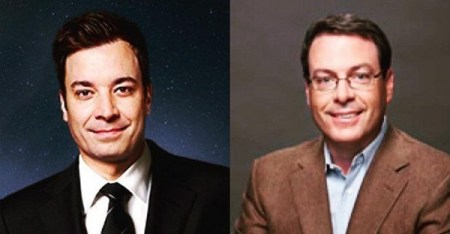 University of Alabama student Ben Clark put Jimmy Fallon next to Pastor Chris Hodges and says they're lookalikes. (BuzzFeed)