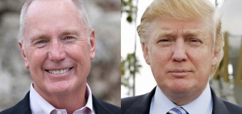 Max Lucado: Trump Saying He's a Christian 'Beyond Reason to Me'