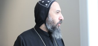 Coptic Bishop Angaelos Seeks Support From Evangelicals