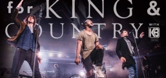 for King and Country Launch Fall Headline Tour