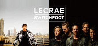 Lecrae Announces The Heartland Tour With Switchfoot