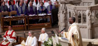 Episcopal Church's First Black Presiding Bishop Focuses on Race