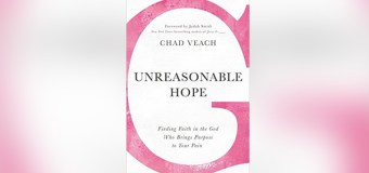 """Author Chad Veach Releases New Book, """"Unreasonable Hope"""""""