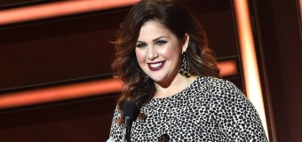 "Lady Antebellum's Hillary Scott Reveals New Single ""Thy Will"" to Christian Radio (Video)"