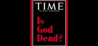 "TIME Magazine's ""Is God Dead?"" Cover Turns 50"