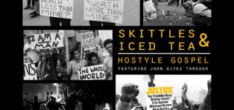 "Music Video Released for Hostyle Gospel's ""Skittles & Iced Tea"" (feat. John Givez)"
