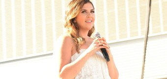 "Hillary Scott Reveals Personal Story Behind ""Thy Will"""