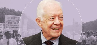 Jimmy Carter's Wish for Fellow Baptists: End Racism