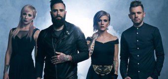 Skillet to Headline U.S. Tour In Support of New Album