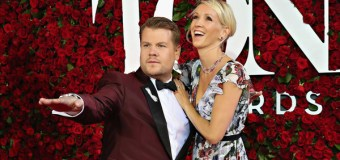 Prayers of James Corden's Salvation Army Father May Have Saved His Life