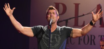 Jeremy Camp Earns 3rd No. 1 Single In a Row (Video)