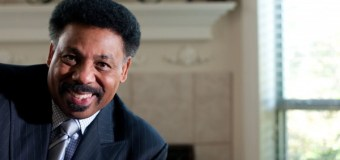 Dallas Pastor Tony Evans Urges Christians to Put Their Faith Above Race, Culture (Video)