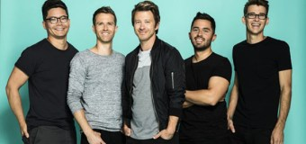 "Tenth Avenue North's ""I Have This Hope"" Hits the Top 10 on Radio (Video)"