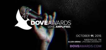 47th Annual GMA Dove Awards to Air Sunday, October 16 on TBN