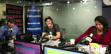 "Christon Gray Talks Religion, Marriage, Racial Injustice on ""Sway In the Morning"" (Video)"