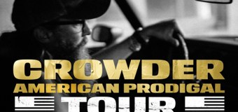 """Crowder to Headline """"American Prodigal Tour"""" In Support of New Album"""