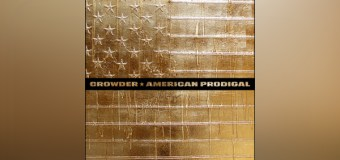 """Crowder's """"American Prodigal"""" Debuts on Top Albums Billboard Chart (Video)"""