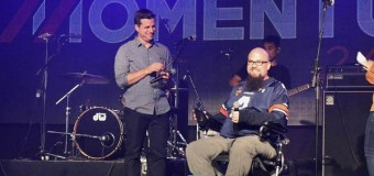 Big Daddy Weave Honored With Rich Mullins Impact Award