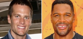 """Tom Brady, Michael Strahan Collaborate on New """"Religion of Sports"""" TV Series"""