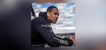 "Hip-Hop Artist Andale Releases New Single ""Phenomenal"""