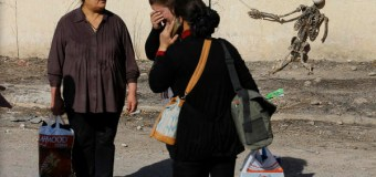 Tears Shed as Iraqi Christians Return to ISIS-Destroyed Parish