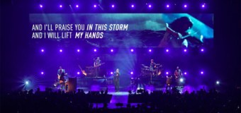 Casting Crowns Celebrates 11th No. 1 Single (Video)