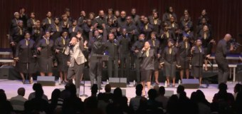 "Miami Mass Choir Returns After 15 Years With Powerful New Album, ""Miami Mass Choir Live: At the Adrienne Arsht Center"" (Video)"
