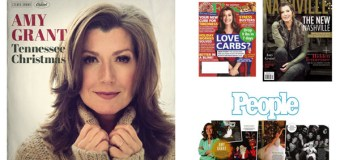 "It's Beginning to Look Like a ""Tennessee Christmas"" for Amy Grant (Video)"