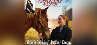 "Cheri Keaggy's Song ""Hope Is Believing"" Featured In ""Christmas Ranch"" Film"