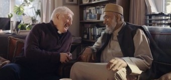 Priest and Imam From Amazon's Viral Ad are Now Friends In Real Life (Video)
