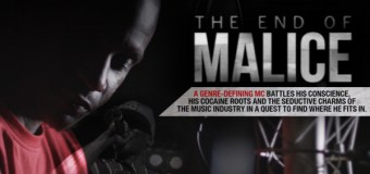 """No Malice's Documentary, """"The End of Malice,"""" Is Now on Netflix"""