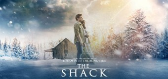 "Debut Trailer for ""The Shack"" Movie Is Here (Video)"